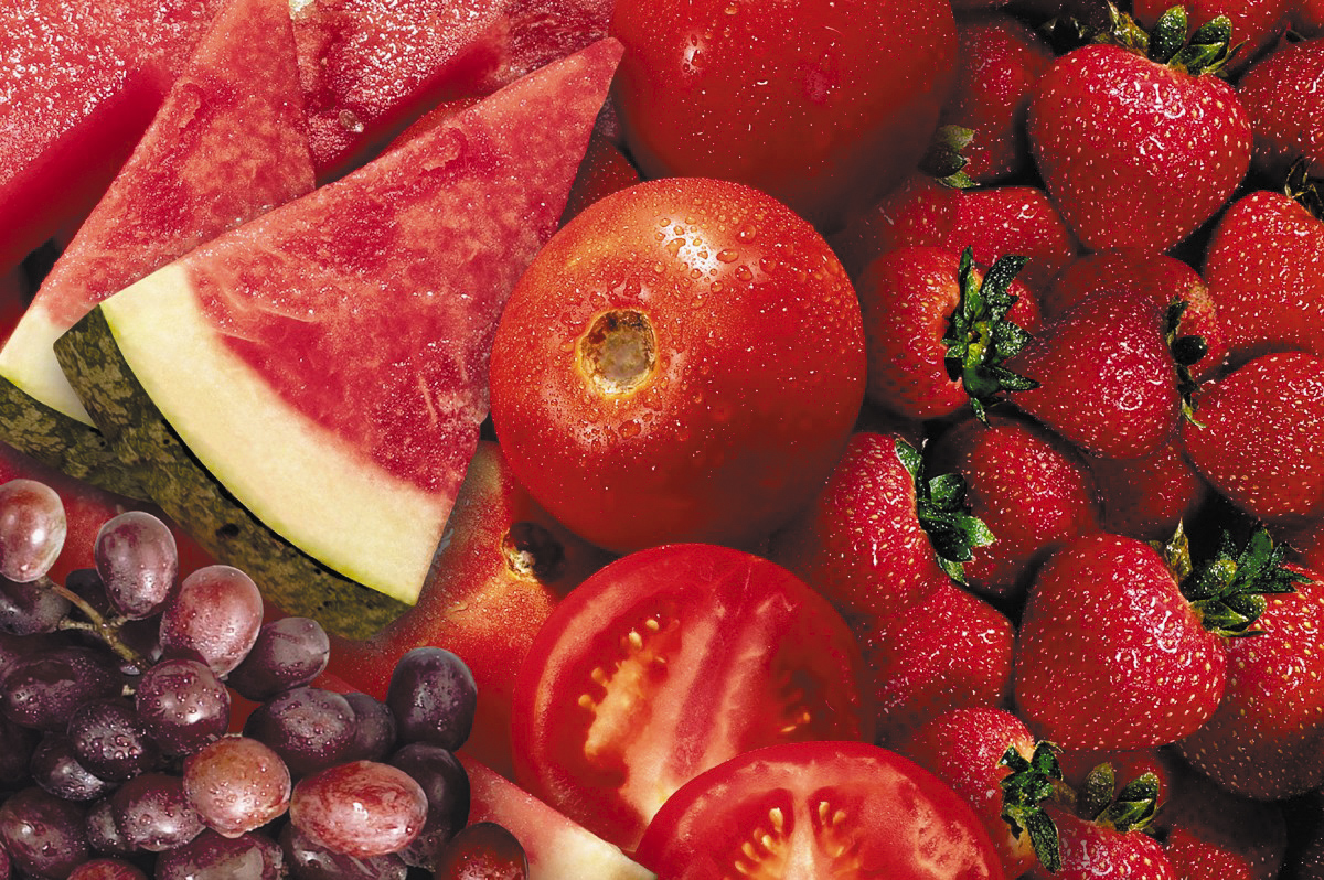 Count Colors Not Calories! A Guide to Fruits and Veggies