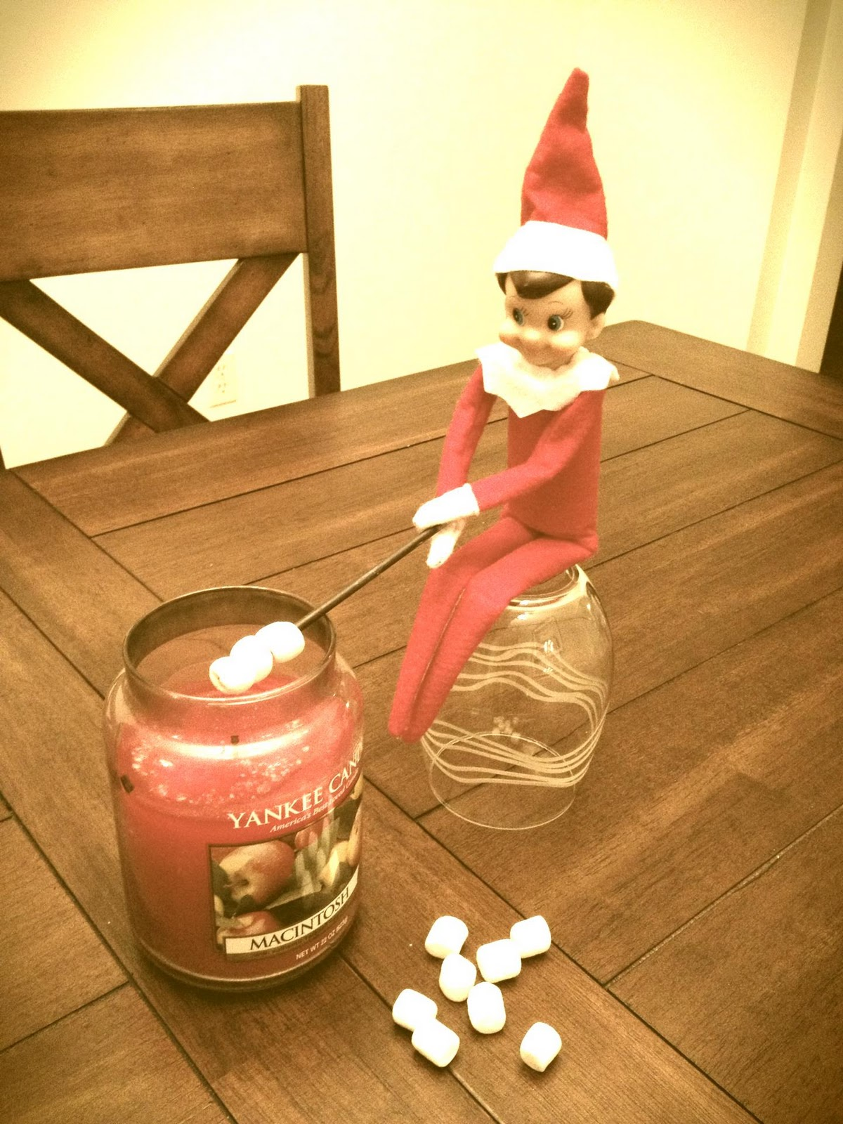 Sometimes the Elf is sitting on a different shelf and sometimes he goes all out, totally up to each Elf. Where to buy Elf on the Shelf. If you've never done Elf on the Shelf, you can order your own Elf on the Shelf kit on Amazon or Target (affiliate link). Once you get .