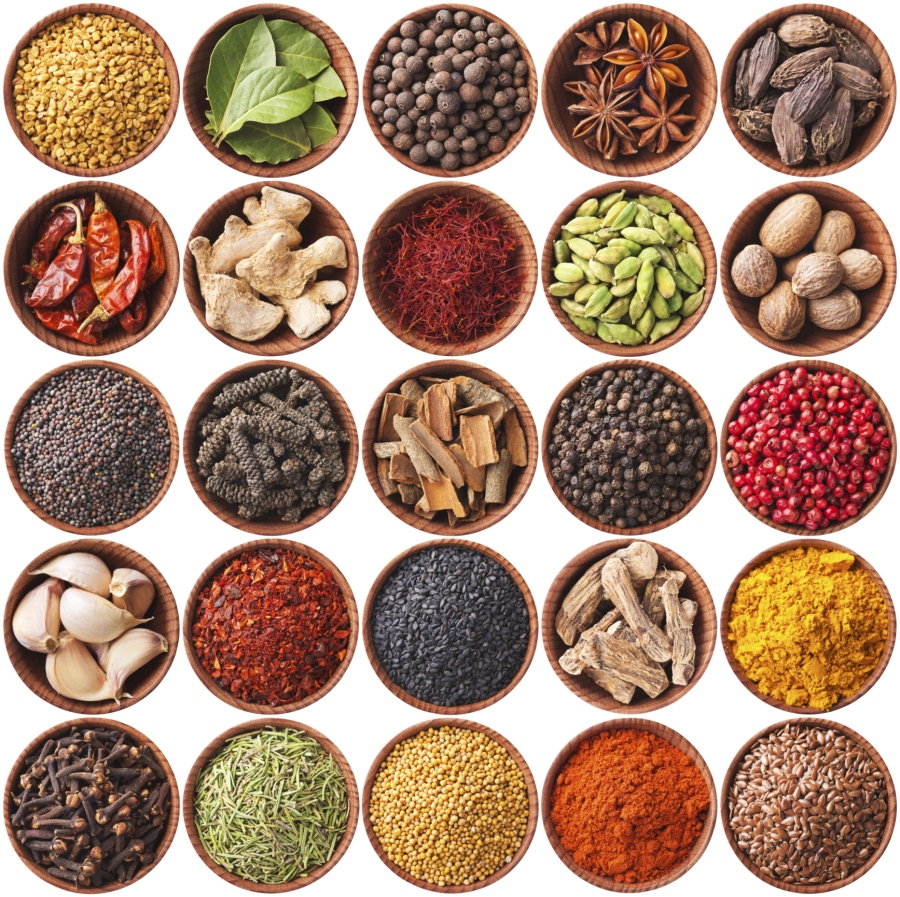 7 Herbs and Spices with Surprising Health Benefits