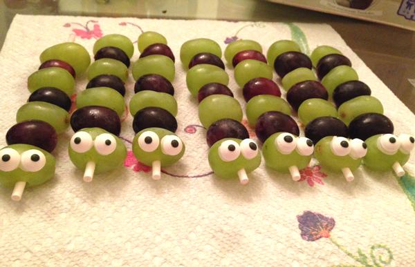 Grape-Snakes