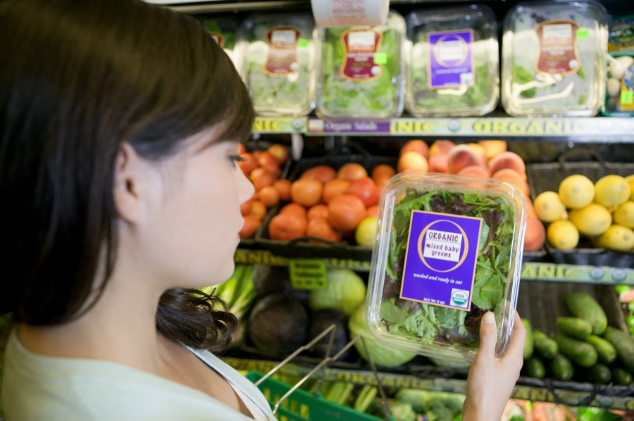 Smart Lunches on Organic and GMO-labeled Food
