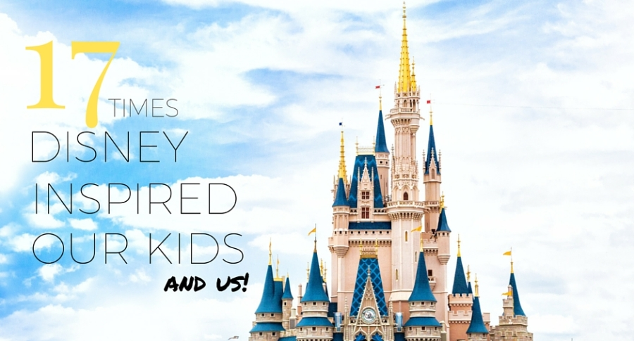 17 Times Disney Inspired Our Kids