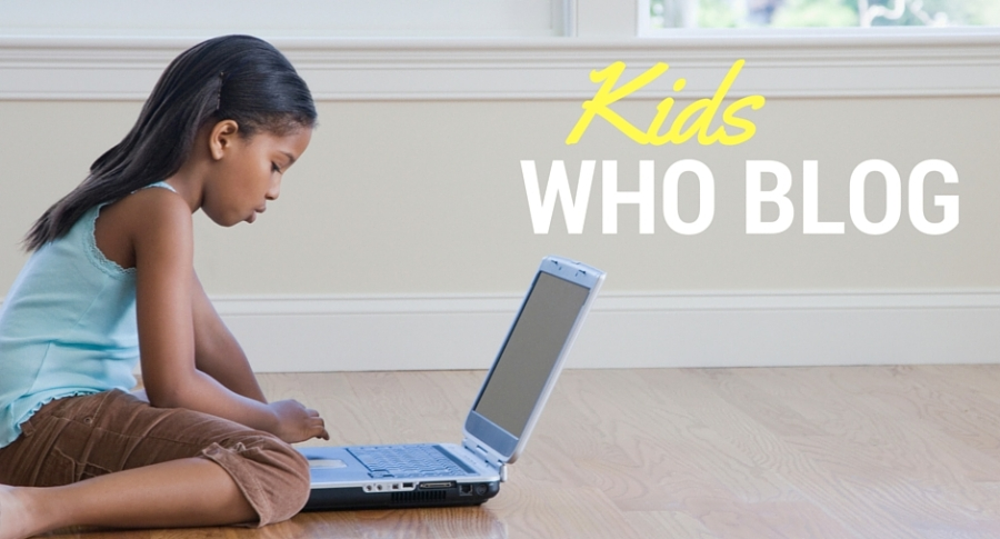 Kids Who Blog