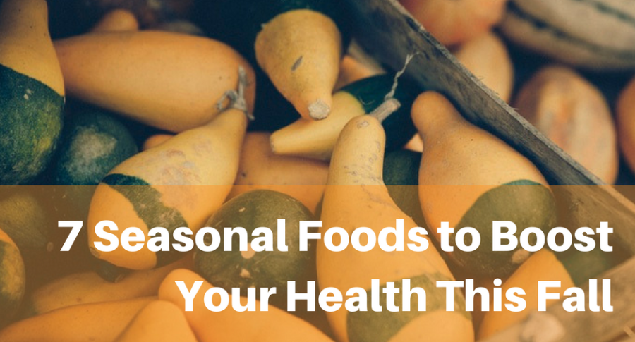 7 Seasonal Foods to Boost Your Health This Fall